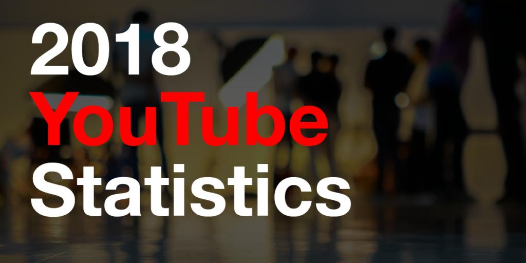 2018 YouTube Statistics