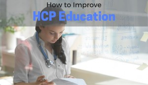 HCP Education and HCP Marketing