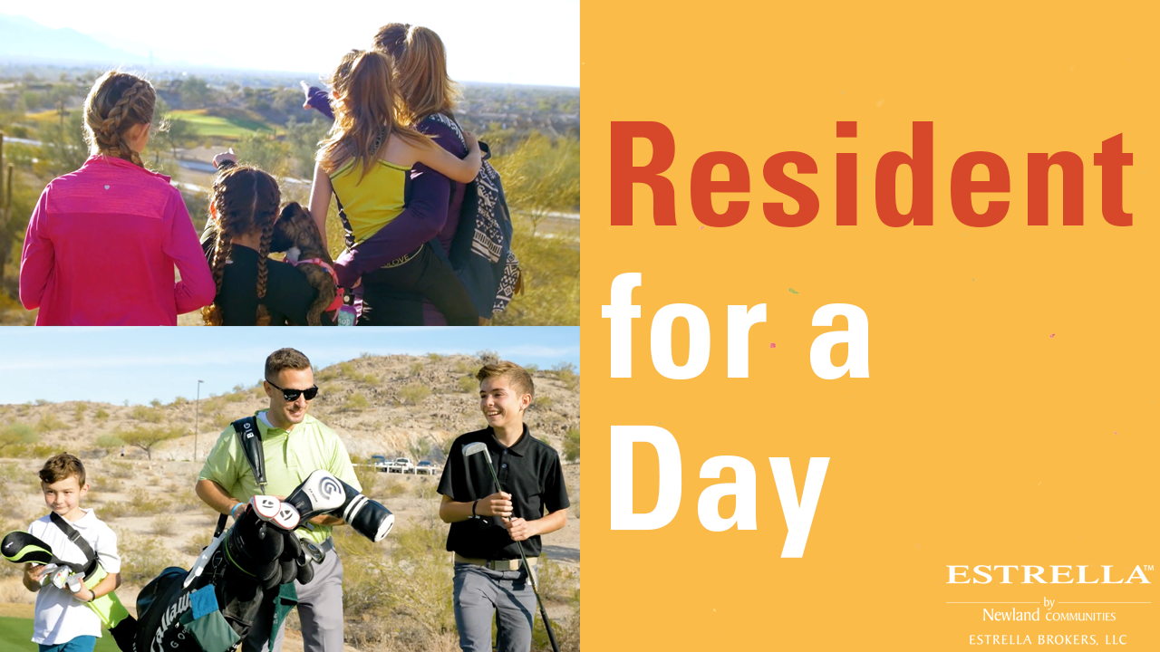 Planned Community Resident for a Day Video