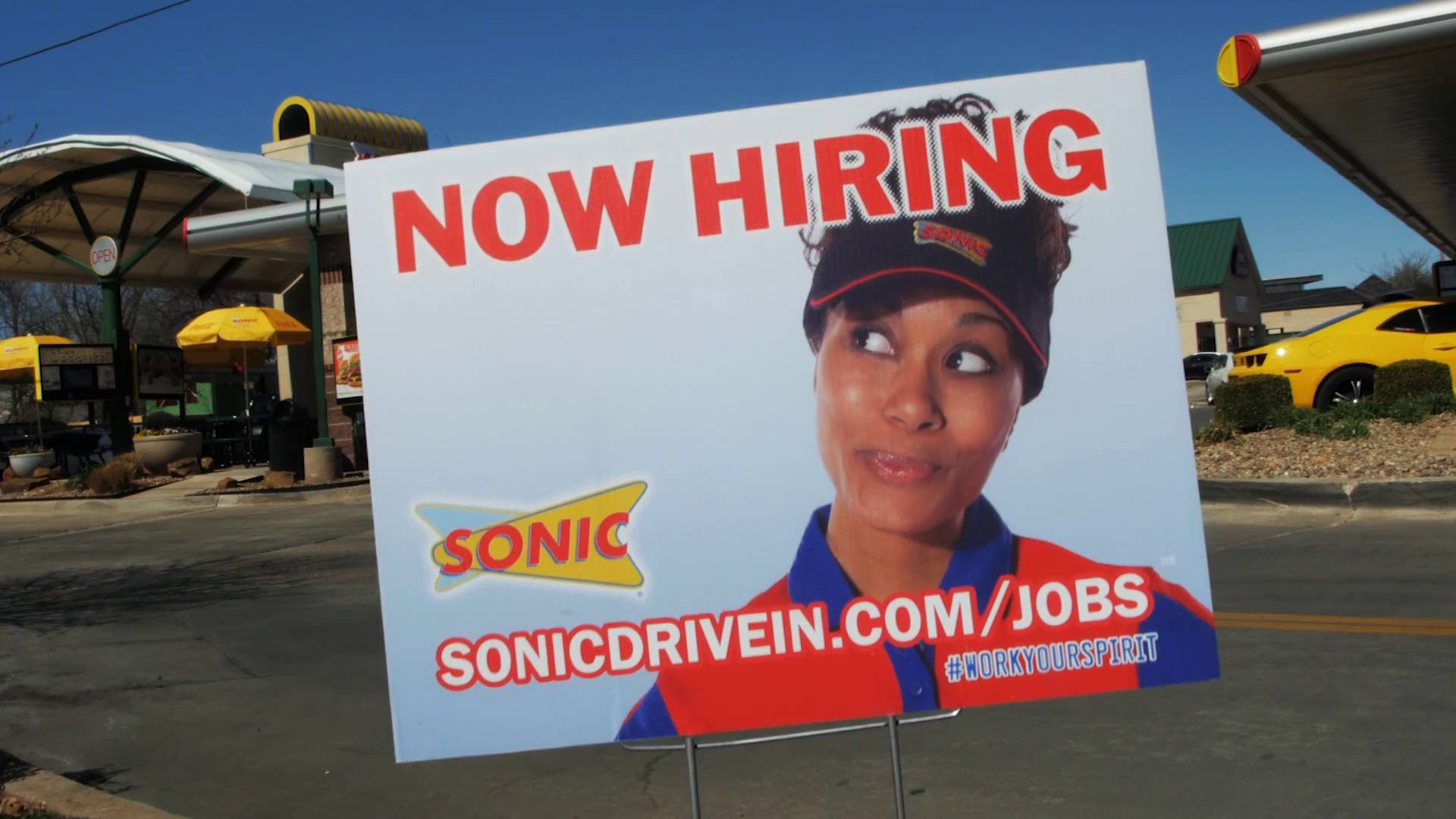 Recruitment Video – Sonic