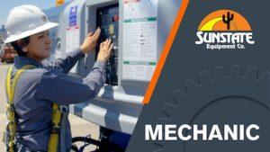 Sunstate Recruitment - Mechanics