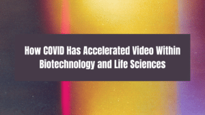 COVID accelerated video biosciences technology