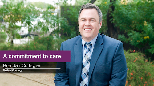 Dr. Curley's commitment to patient care