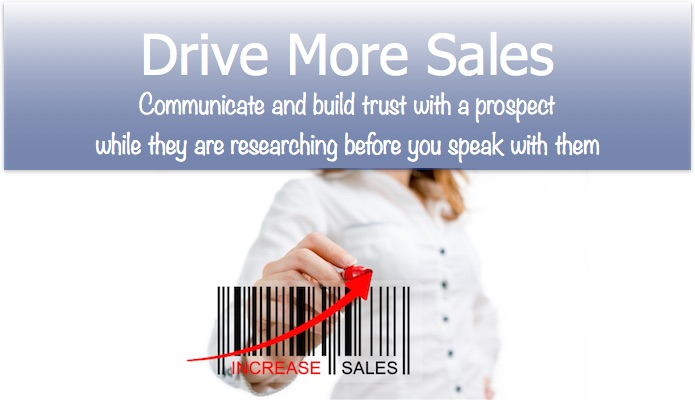 Drive More Sales and Revenue by Building Trust and Improving Communication