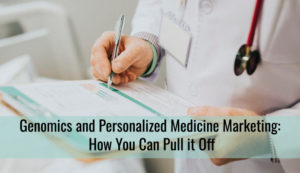 personalized medicine marketing