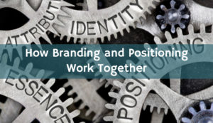 how branding and positioning work together