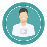 Video Project Consultation Icon